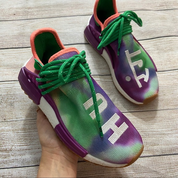 Adidas X Pharrell Williams Hu Holi Nmd